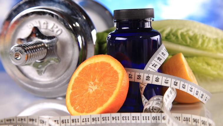 Športna prehrana - prehranski dodatki da ali ne? (foto: Shutterstock.com)