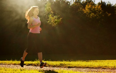 Koliko teka zadošča, da pospešimo metabolizem?