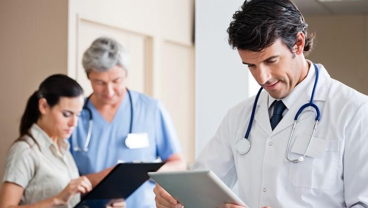 Krepitev zdravja delavcev v zdravstvu (foto: Shutterstock.com)