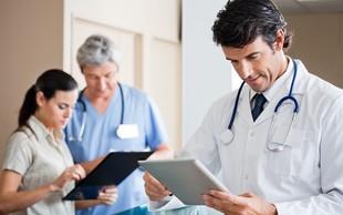 Krepitev zdravja delavcev v zdravstvu