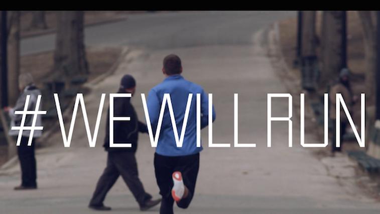 #WeWillRun - tekli bomo! (foto: Total Pro Sports)