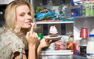 Tale živila nikakor ne spadajo v hladilnik