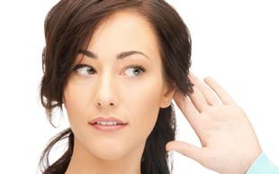 Preverite, koliko so stara vaša ušesa