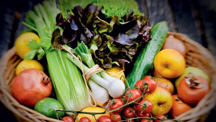 Vegetarijanstvo nadgradite s presno prehrano (foto: Shutterstock)