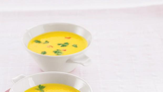 Korenčkova juha (foto: revija Lisa)