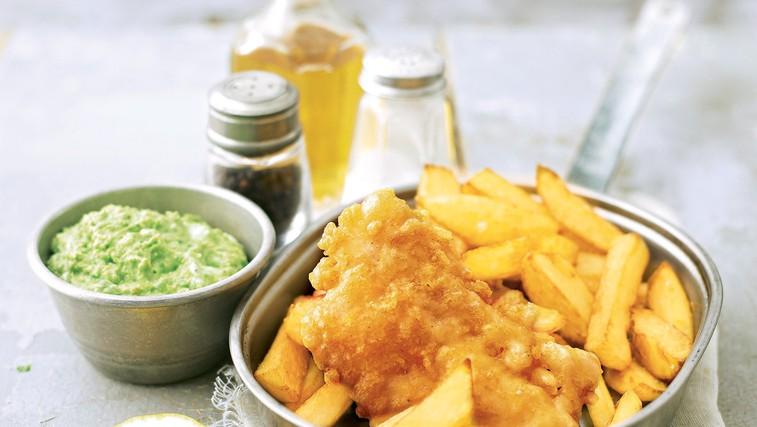 'Fish and Chips' (foto: revija Lisa)