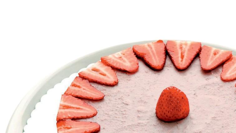 Presna jagodna torta (foto: easy recepti)