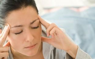 5 glavnih vzrokov in rešitev za glavobole