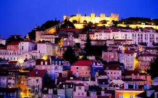 Lizbona, mesto starih pomorščakov