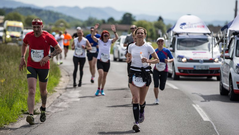 Wings for Life World Run 2014