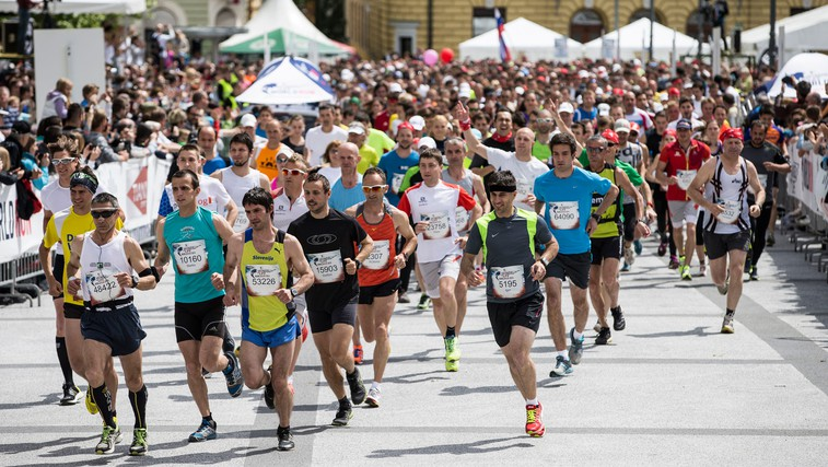Wings for Life World Run: 35.397 zgodb za dober namen (foto: Samo Vidic)