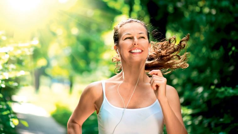 Kako pomembno je samozadovoljstvo pri športu (foto: Shutterstock.com)
