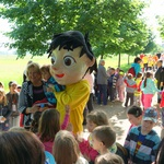 Foto: 7.059 otrok odprlo 58. pohod Pot ob žici (foto: Damjan K.)