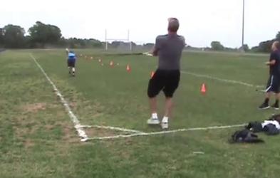 Kaj se zgodi, če treniraš z bungee elastiko in pobalinskim trenerjem?