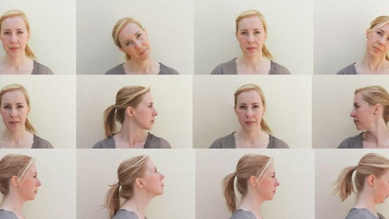 Kinergetix vaja proti bolečinam v vratu