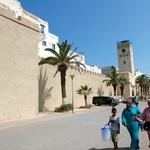 Maroško mestece Essaouira je pravi umetnostni biser (foto: Kaja in Goran Alntley)