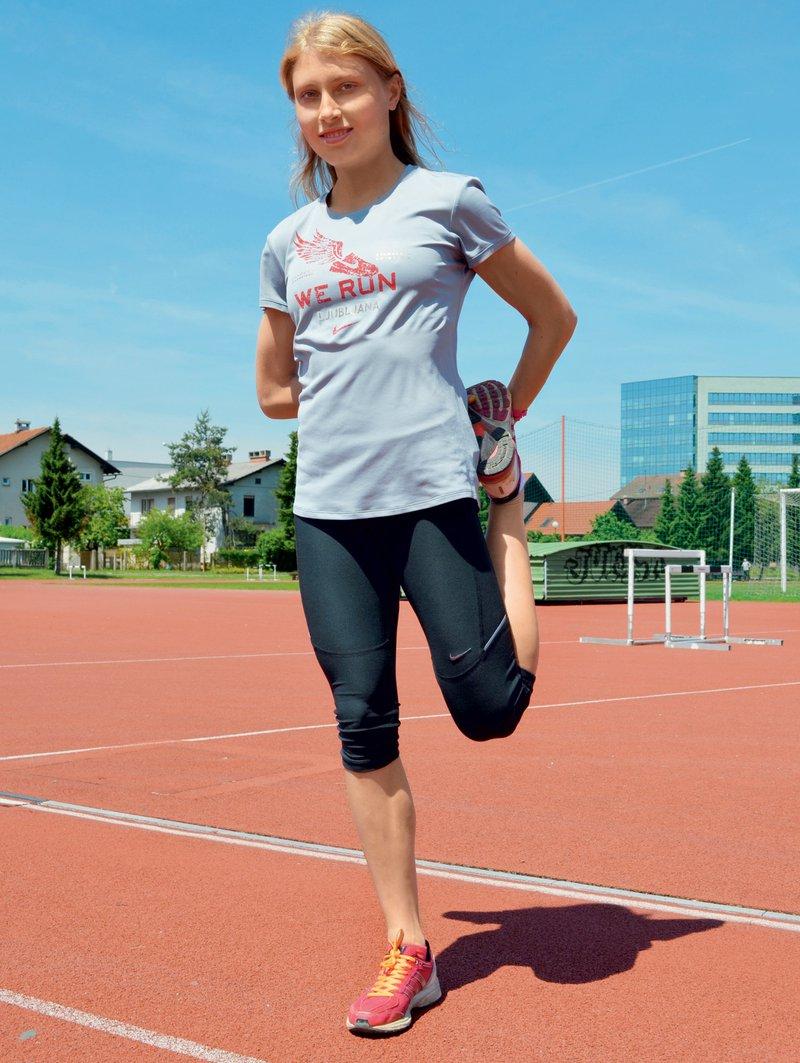 Maruša Mišmaš, atletinja
