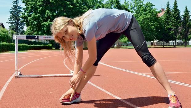 Maruša Mišmaš: Njen cilj je jasen in visok - olimpijske igre v Riu (foto: Polona Pirc)