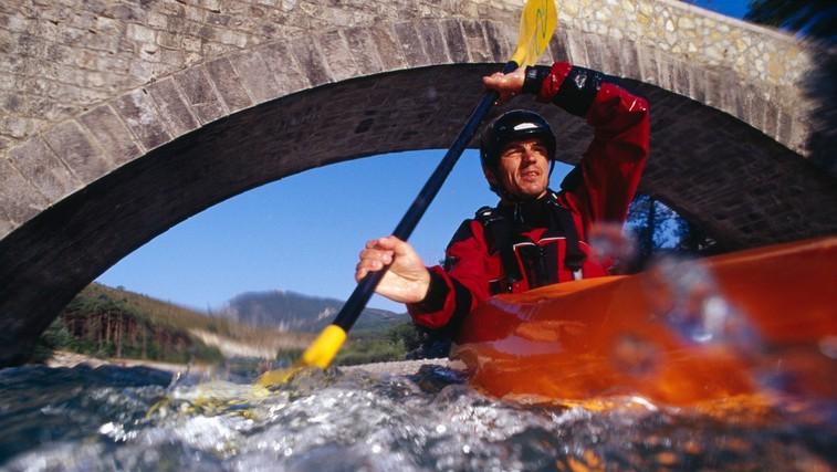 Video: Predznanje, ki ga mora imeti začetnik pri športih na vodi (foto: Profimedia)