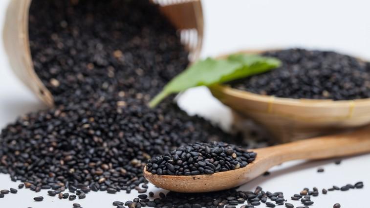 20 zdravilnih lastnosti sezama (foto: Shutterstock.com)