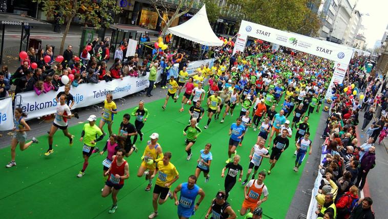 Volkswagen 19. Ljubljanski maraton - prijave so že odprte! (foto: Damjan Končar)