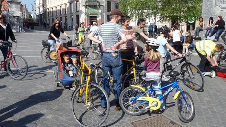 Kolesarski festival 2014 – vikend v znamenju kolesarjenja (foto: Arhiv www.btrackb.eu/ljubljana/)