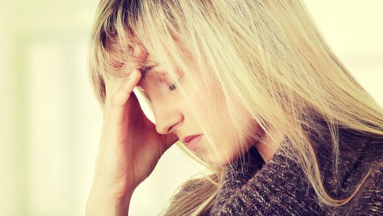 Migrena - začetki, sprožilci in nekaj naravnih pomagal (foto: Shutterstock)