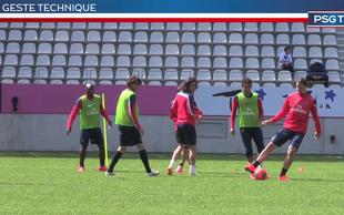 Zlatan Ibrahimović vas nauči izjemno 360-stopinjsko podajo