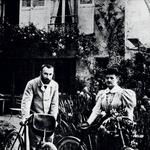 Muzej družine Curie je ob Inštitutu in bolnišnici Curie v Parizu (foto: Revija Lisa)