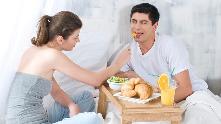 Zajtrk je resnično najpomembnejši obrok (foto: Revija Lisa)