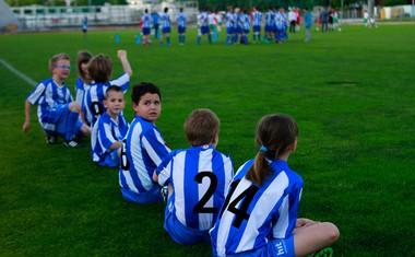 Foto: Vikend z legendami nogometa na dobrodelnemu turnirju Goals for kids