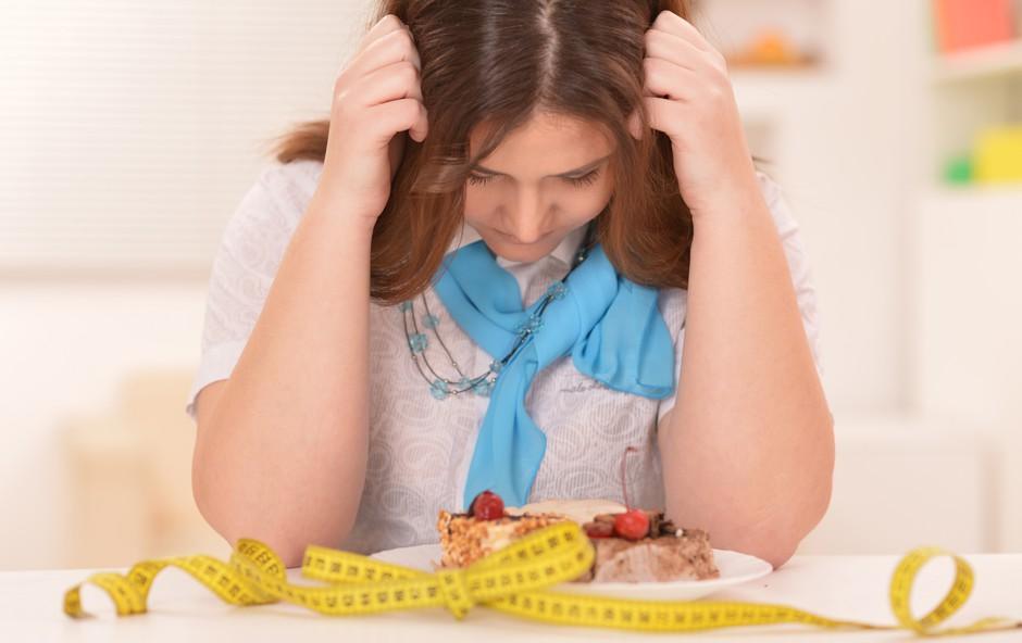 5 najpogostejših napak pri hujšanju, ki zavirajo napredek (foto: Shutterstock.com)