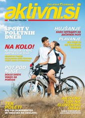 Aktivni - priloga poletje 2014