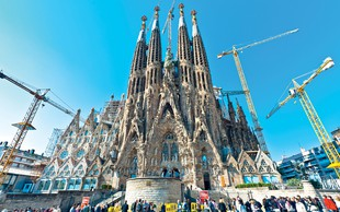 Barcelona - mesto, kjer živi duh Antonia Gaudija