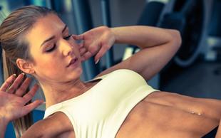 Video: Progresivna vadba za učvrstitev trebušnih mišic