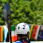 Foto: Svetovni pokal v slalomu na divjih vodah (foto: Goran Antley)