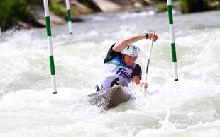 Foto: Svetovni pokal v slalomu na divjih vodah