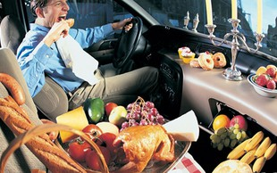 Obroki ala Car - obroki za na pot