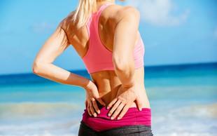 Življenjska izkušnja: Stara sem bila 26 let, ko so se pričele nočne bolečine v hrbtenici