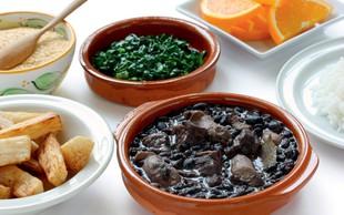 Brazilska kuhinja je popolna mešanica različnih kultur