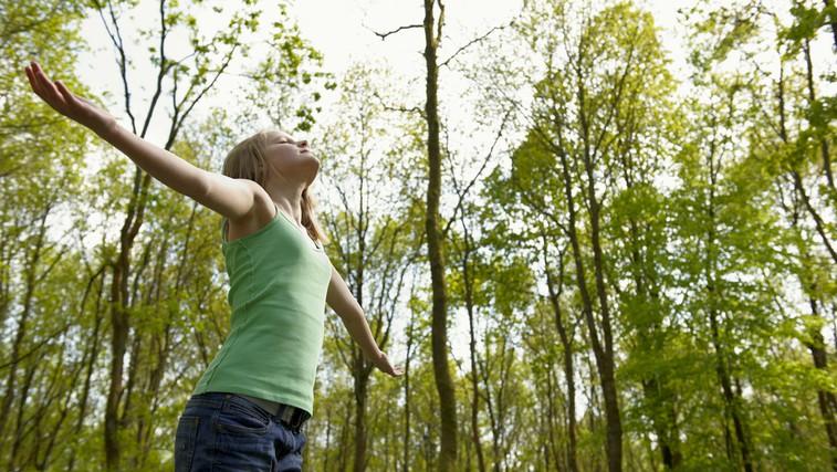 BreathWalk – hoja, ki krepi in razgrajuje napetosti (foto: Shutterstock.com)