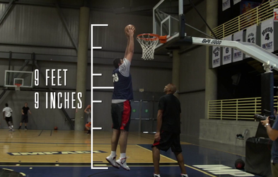 Spoznajte Sima Bhullarja, najvišjega igralca v izboru NBA Draft