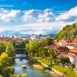 Ljubljana, Slovenija (foto: Shutterstock.com)