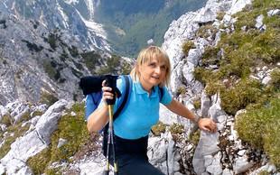 Sabina Dermota: Slepota ni ovira
