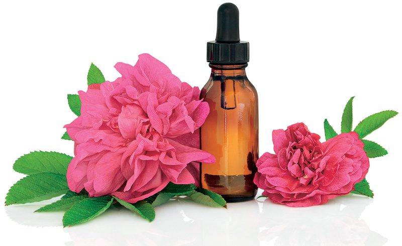 Eterično olje vrtnice