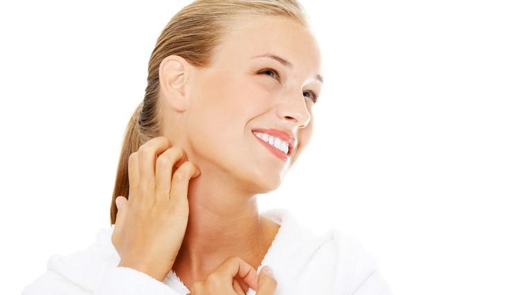 Kronično srbenje včasih svari pred ... (foto: Shutterstock.com)