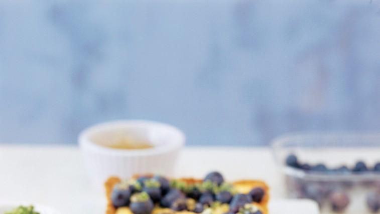 Skutin borovničev kolač (foto: revija lisa)