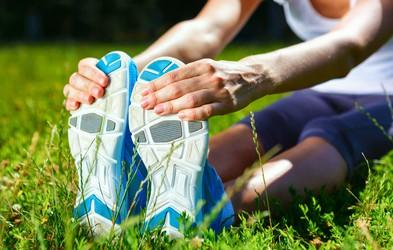 Video: Ogrevalne vaje za tekače