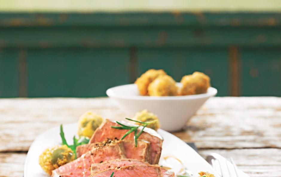 Nežen goveji steak (foto: stockfood photo)