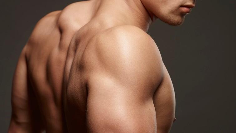 Unilateralni trening - za širok hrbet, mišičasta ramena in krepko jedro (foto: Profimedia)